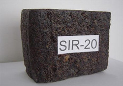SIR 20 Natural Rubber - SIP Rubber