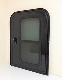 Flat Bottom Door