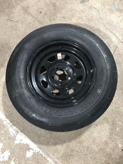 """15"""" Black Wheels Color Upgrade"""