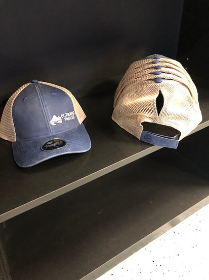 Ponytail Cap