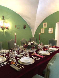 Grünes Eßzimmer