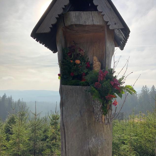 Bildstock im Rudolfswald