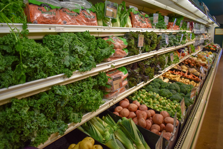 Our produce department aims to bring the freshest vegetables to Newark!