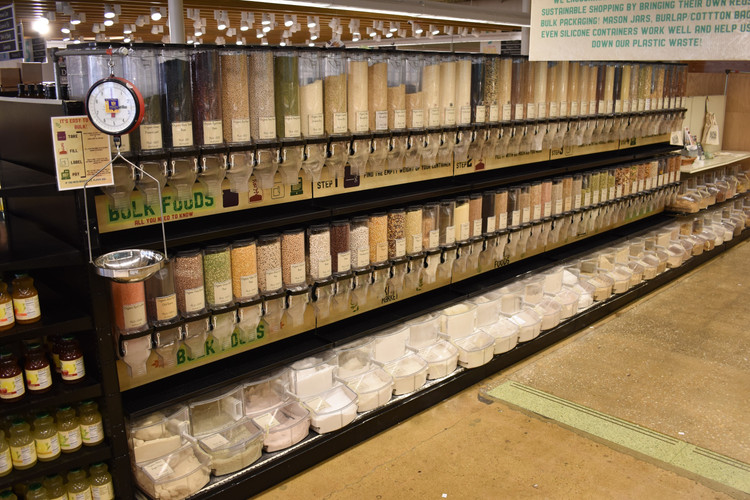 Our Bulk Department has been a staple of our store since 1967.