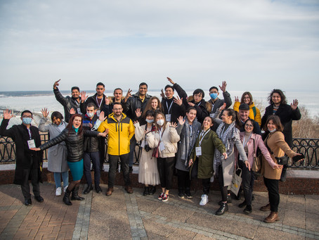 """International Youth Forum on Public Diplomacy """"InterYes""""saw arrival of participants"""