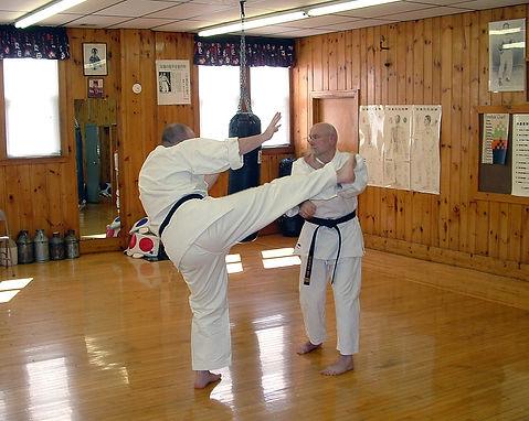 Uechi-Ryu Karate Sensei Wasielewski