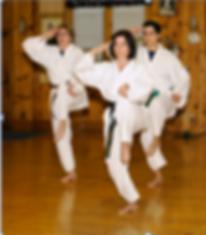 Uechi-Ryu Womens Class
