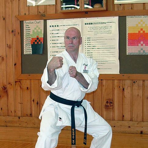 Sensei Wasielewski Uechi-Ryu Master