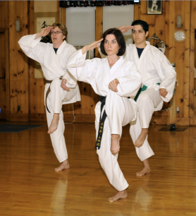 Uechi-Ryu Womens Classes