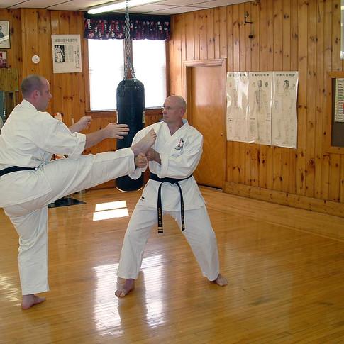 Uechi-Ryu Adult Classes