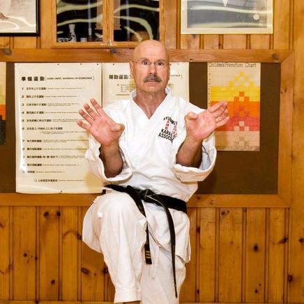 Sensei Jim Wasielewski