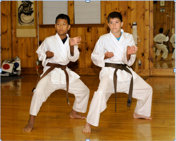 Uechi-Ryu Children Classes