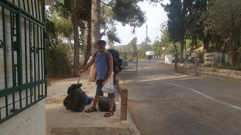 Keitz at En Hemed Camp