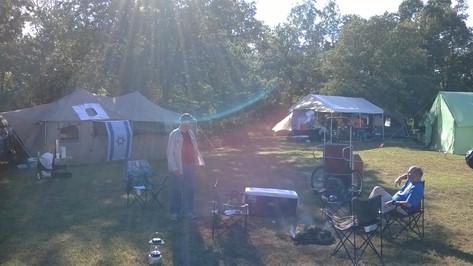 Sukkoth Ok Camp
