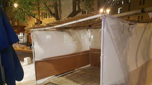 modern rent Sukkah
