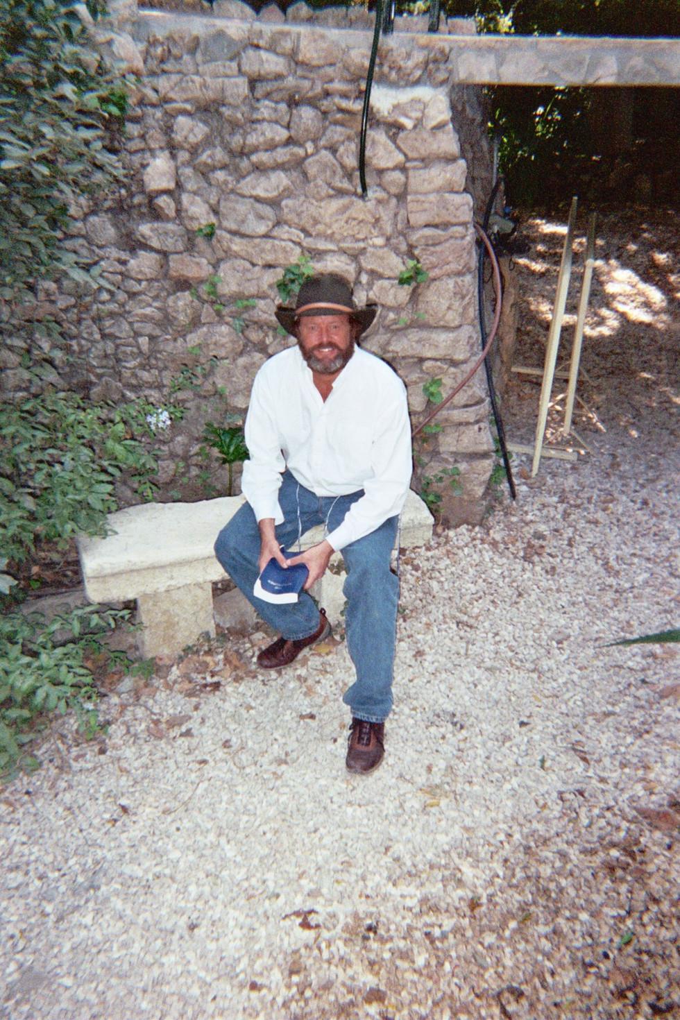 jc Garden Tomb 2005