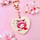 Thumbnail: Ichigo Tokyo Mew Mew keychain