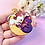 Thumbnail: Luna & Artemis acrylic keychain