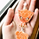 Thumbnail: Vulpix Keychain - Pre order