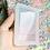 Thumbnail: Polaroid silicone mold (shaker)