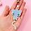 Thumbnail: Mew keychain/phone grip