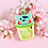 Thumbnail: Bulbasaur bubble tea keychain - Pre order