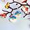 Thumbnail: Poke balls earrings