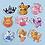 Thumbnail: Pokemon stickers - part 2