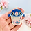 Thumbnail: Popplio bubble tea keychain