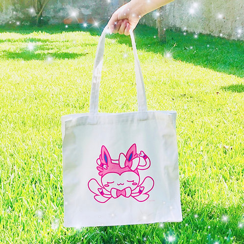 Angel Sylveon Tote bag