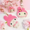 Thumbnail: My Melody keychains and Pin