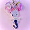 Thumbnail: Mewtwo keychain / grip