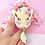 Thumbnail: Leafeon with a flower phone grip