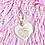 Thumbnail: Kitten heart charm