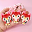 Thumbnail: Animal Crossing Celeste keychain / phone grip