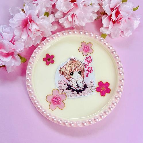 Sakura card captor trinket tray