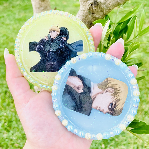 Armin trays