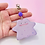 Thumbnail: Ditto keychain / phone grip - Pre order
