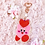 Thumbnail: Pre order Kirby keychain