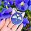 Thumbnail: Luna P keychain
