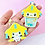 Thumbnail: Jirachi keychains / phone grips