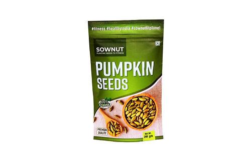 Sownut Pumpkin Seed