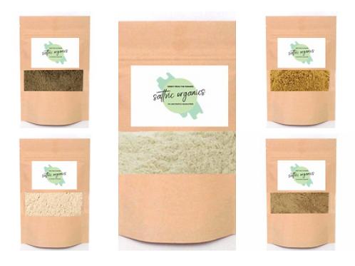 Ayurvedic Formula Powder - Combo of 5 Herbs