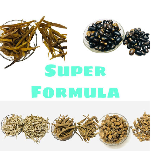 Ayurvedic Formula Raw - Combo of 5 Herbs