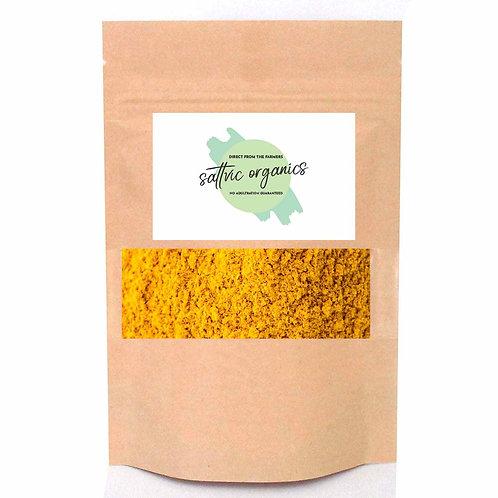 Sattvic Organics Turmeric Powder - Pahadi