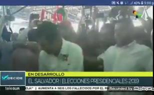 2019: Elecciones El Salvador