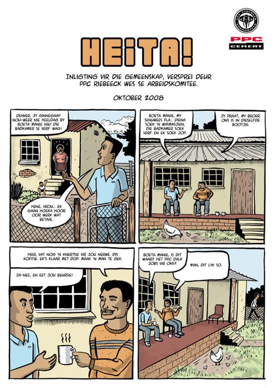 PPC comic
