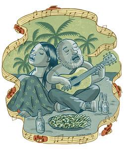 travel Mozambique as a musician
