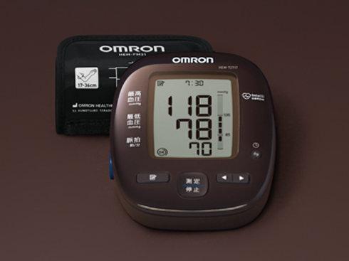 上腕式血圧計 HEM-7271T