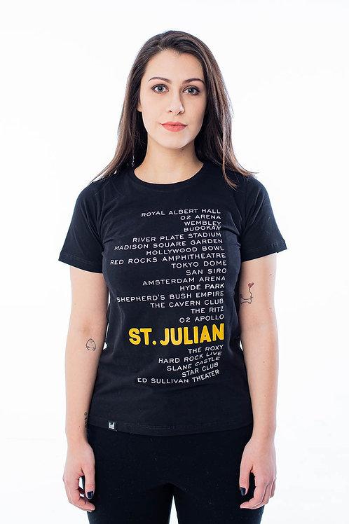 Camiseta Stages